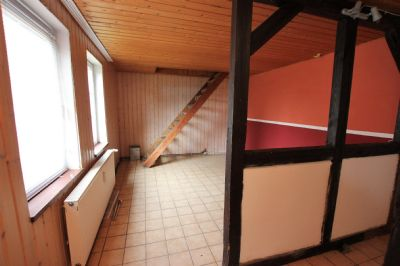 offener Küchen- und Wohnbereich im EG - GÄSTEHAUS