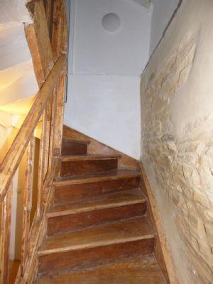 Treppe Bauernhaus
