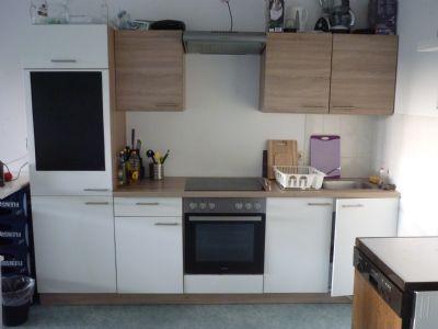 Küchenblock im Gemeinschaftsraum