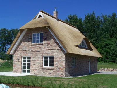 Reetdachhaus bauen