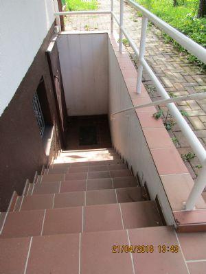Außenabgang zum Keller