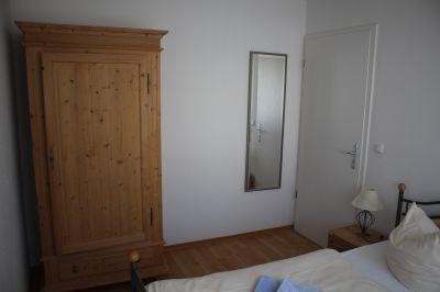 2. Schlafzimmer einer 3-Raumwohnung