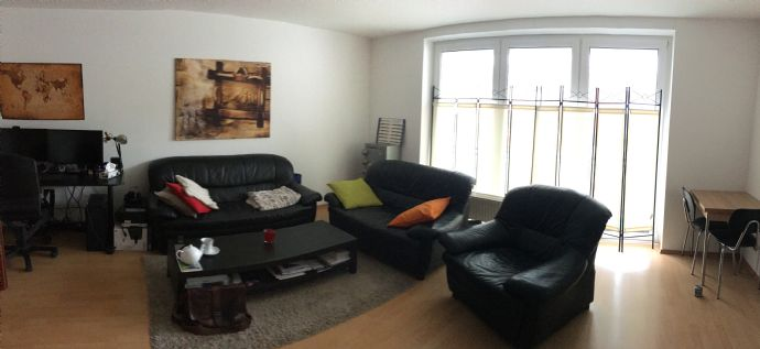 2-Zi.-Wohnung im Erdgeschoss mit Loggia in zentraler Wohnlage von Winsen (Luhe)