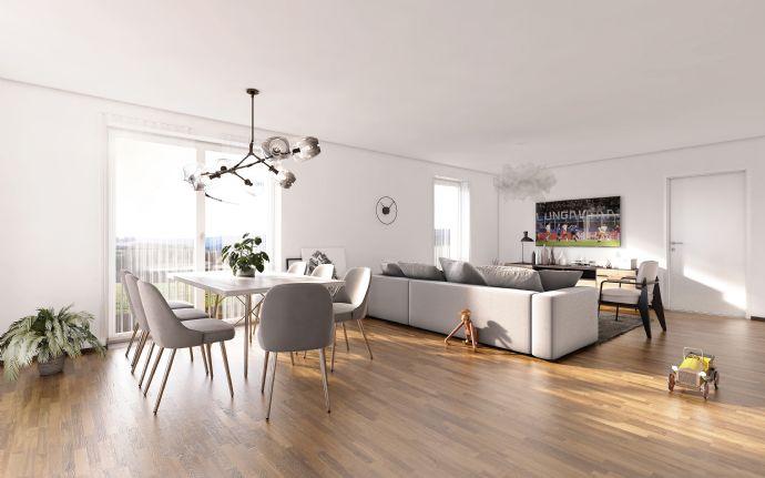 Reserviert Wunderschöne helle 4-Zimmer-Wohnung im Zentrum