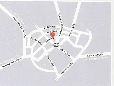 Großzügige 3-Zimmer-Maisonette-Wohnung * Euskirchen Zentrum - Nähe Alter Markt