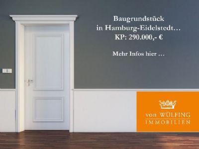 Baugrundstück in Hamburg-Lurup...