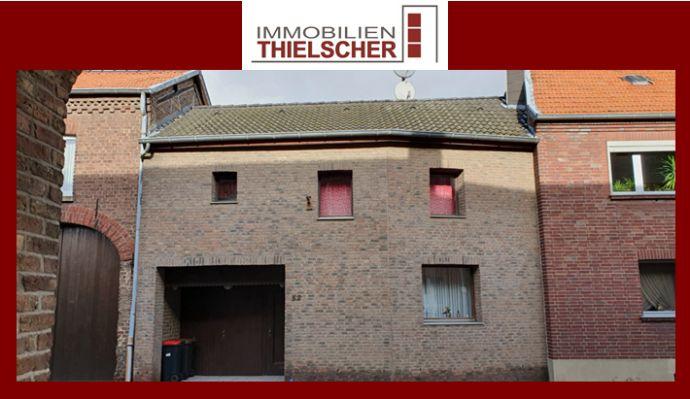 Gepflegtes Einfamilienhaus in zentraler Lage von Aldenhoven-Dürboslar