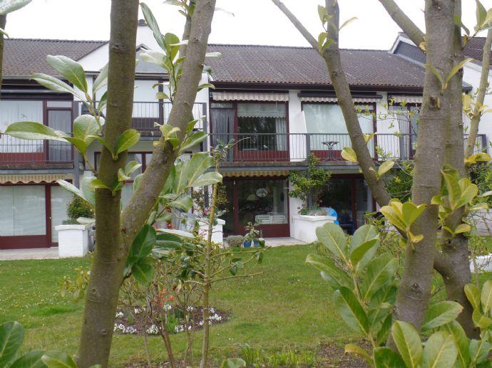 Pelzerhaken, möblierte 2-Zimmer-Wohnung mit Terrasse, sonnig und strandnah