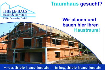 Traumhaus gesucht? - Wir planen und bauen Ihren Haustraum!