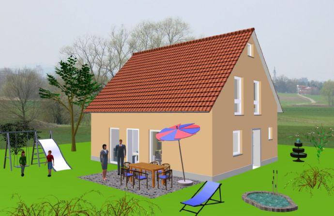 Jetzt zugreifen! - Neubau Einfamilienhaus zum günstigen Preis in Burk