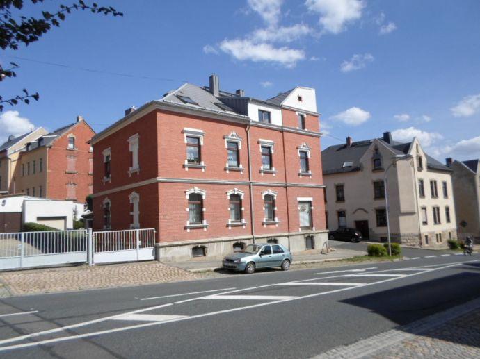 Wohn und Geschäftshaus in Ellefeld