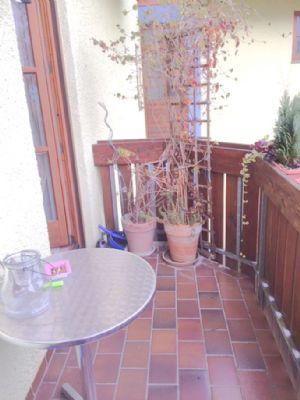Balkon im DG