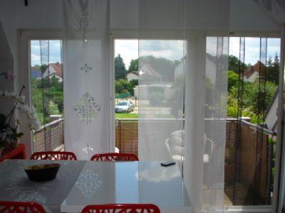 Essplatz, Balkon