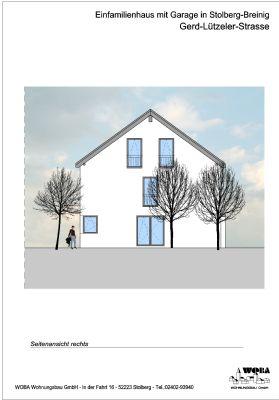 Freistehendes Einfamilienhaus In Stolberg Breinig