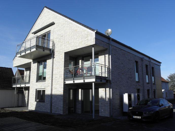 Hochwertige Neubau / Erdgeschoss Wohnung in Gütersloh-Friedrichsdorf