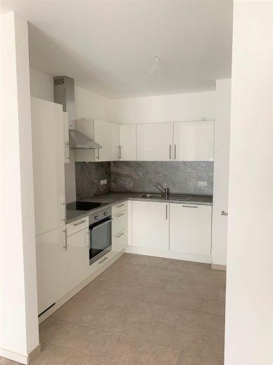 2-Zimmer Neubauwohnung mit Einbauküche an der Lippe