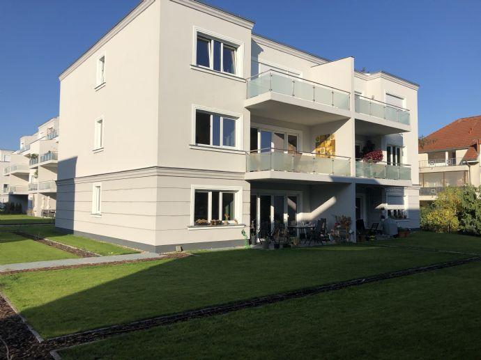 Wohnen in Wendenschloss-Geräumige 3 Zimmer in neuer Wohnanlage