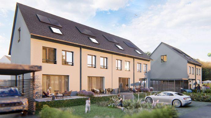Schlüsselfertige Reihen und Doppelhäuser in ruhiger Lage von Neckartailfingen!