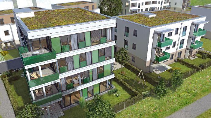 Lichtdurchflutetes Wohnen auf einer Etage / 116m² / Bezug noch dieses Jahr im Winter / NEUBAU