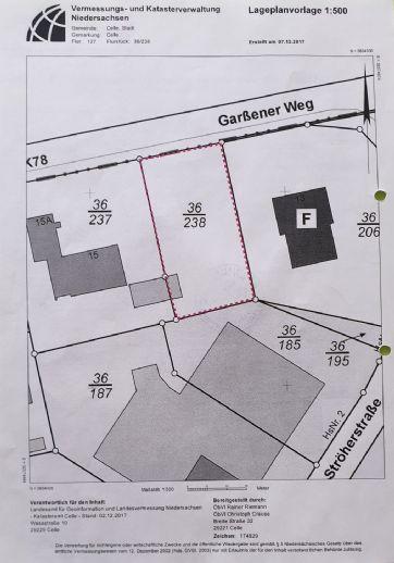 Baugrundstück im Mischgebiet 904 m2 / GRZ=0,6 - provisionsfrei