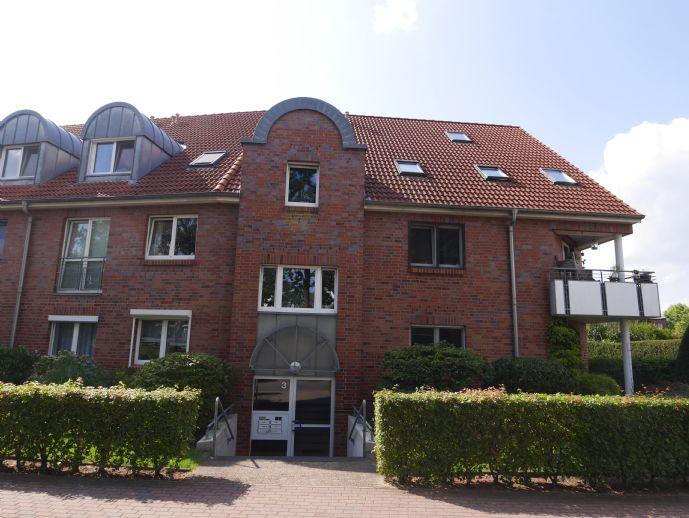 3 Zimmer-Wohnung mit Balkon in ruhiger Wohnlage