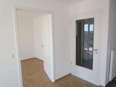 Eingang / Schlafzimmer - Beispielwohnung