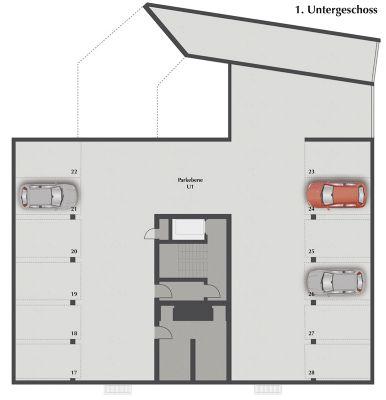 1. Untergeschoss
