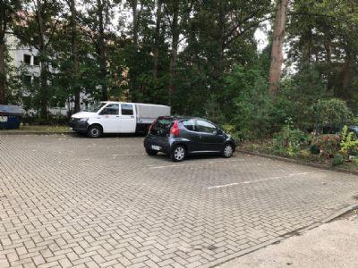 Bad-Saarow Garage, Bad-Saarow Stellplatz