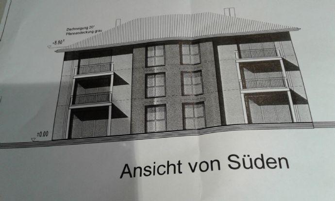 Schöne 3- Zimmer Neubauwohnung mit Garten und Terrasse ab 01.04.20 zu vermieten