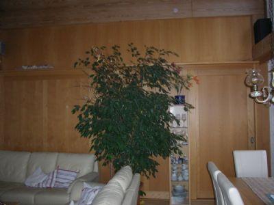 Wohnzimmer Ri.Norden zum angrenzenden Schlafzimmer
