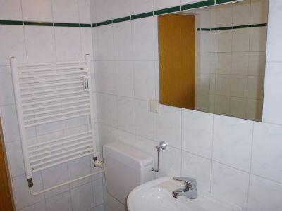 Bad mit Handtuchheizkörper