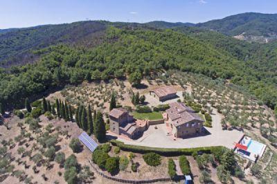 Figline Valdarno Häuser, Figline Valdarno Haus kaufen