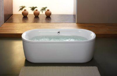 Bild 8 : Einfach Klasse : Freisteh. Badewanne
