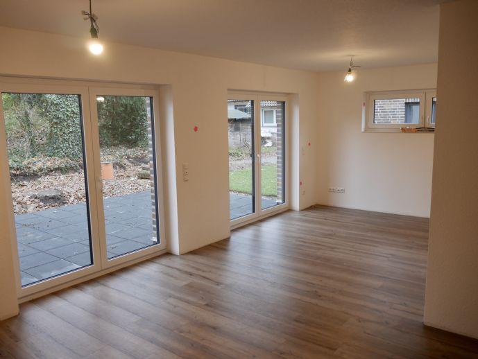 Hochwertige 3-Zimmer-Wohnung mit Garten & Terrasse
