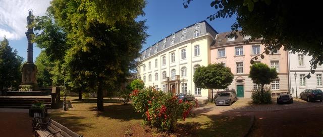Modernes Wohnen im historischen Viertel der Carlstadt