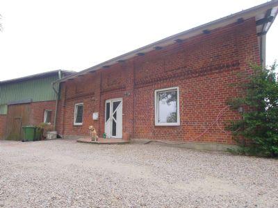 Handwerker aufgepasst! Ehem. Bauernhaus mit großem Nebengebäude (Scheune) und Eigenland in Thürk -Gemeinde Bosau-