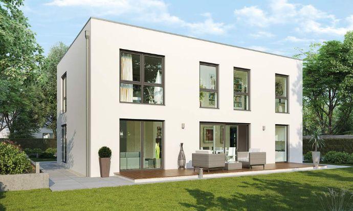Harmonische Linien und liebenswerte Details - Jetzt Grundstück inklusive Haus sichern!