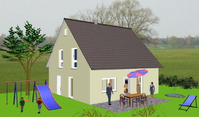 Jetzt zugreifen! - Neubau Einfamilienhaus zum günstigen Preis in Arberg