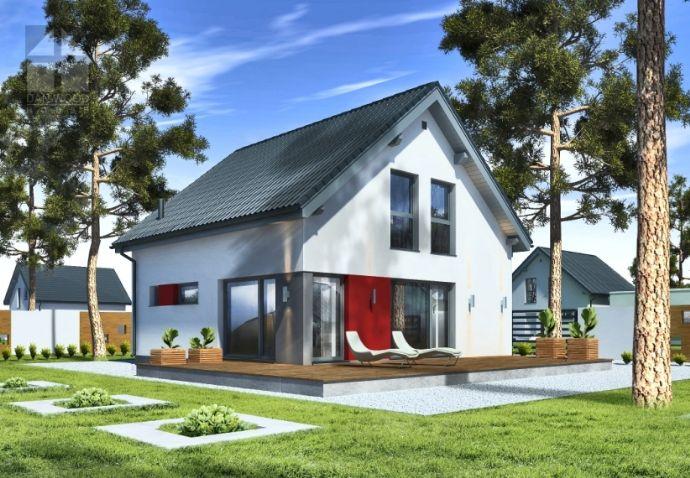 schickes Einfamilienhaus mit ca. 128 m² , bezugsfertig auf Bodenplatte Standart 55