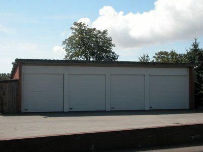 LKW-Garagen