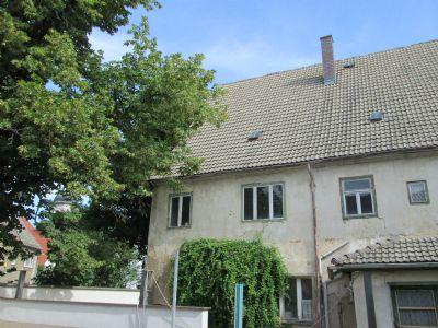 Historisches Wohnhaus unsaniert