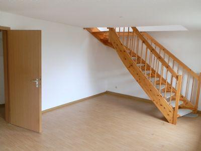 Treppenaufgang im Wohnzimmer