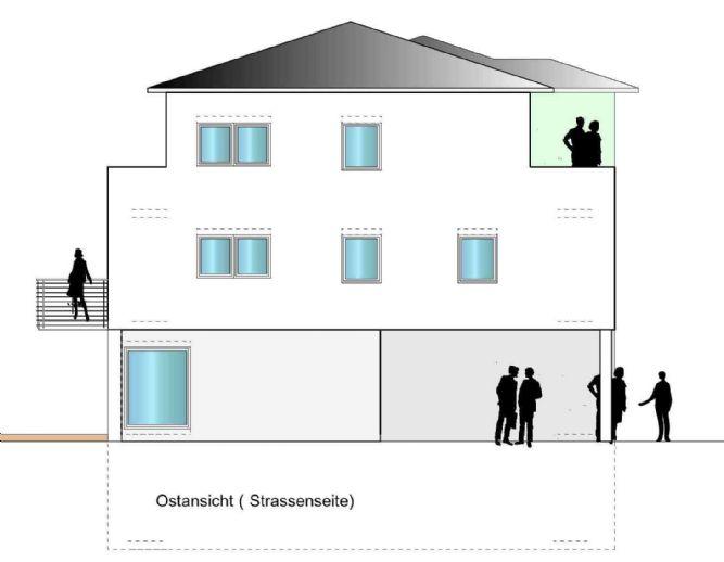 Wir erstellen für Sie ein attraktives 2-3 Familienhaus