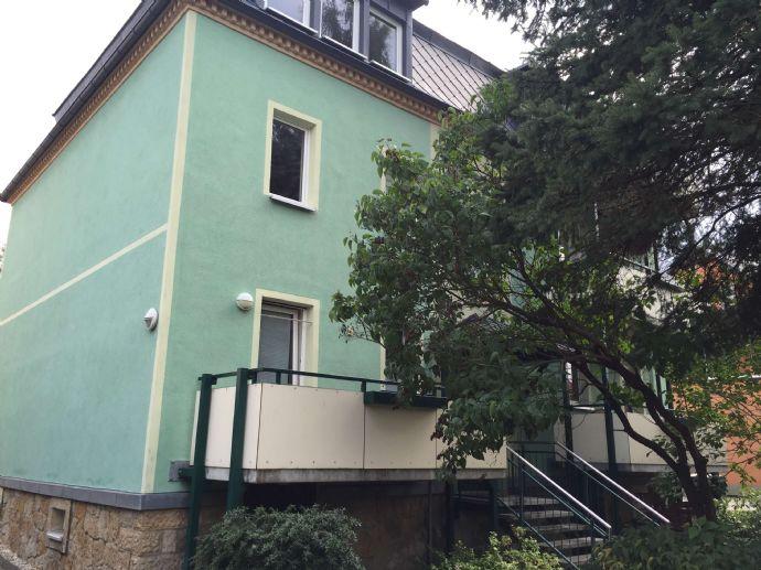 Attraktive 2-Zimmerwohnung mit Balkon und EBK