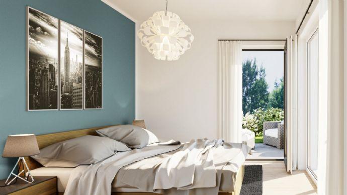 Schicke Neubauwohnung in Fürth - 3 Zimmer mit großerTerrasse und Garten