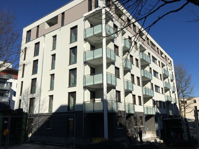 2-Zimmer-Studenten-Apartment! WG-geeignet - in Freiburg