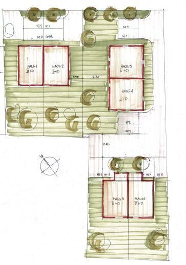 Neubau-Doppelhaushälfte in Kersbach (Haus 1)