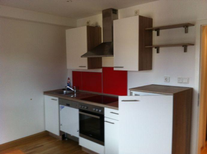 2 Zimmer Stadtwohnung mit Einbauküche