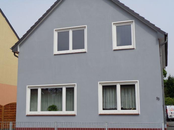 2 Familienhaus mit Büro und Lager in Bremen-Aumund