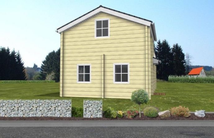 projektiert gesundes wohnen im holzhaus zum top preis einfamilienhaus tespe 2cazx46. Black Bedroom Furniture Sets. Home Design Ideas